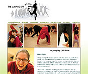 portland impov theater and dance classes